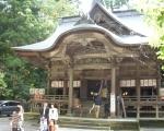 青海神社 本殿