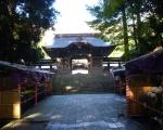 彌彦神社山門
