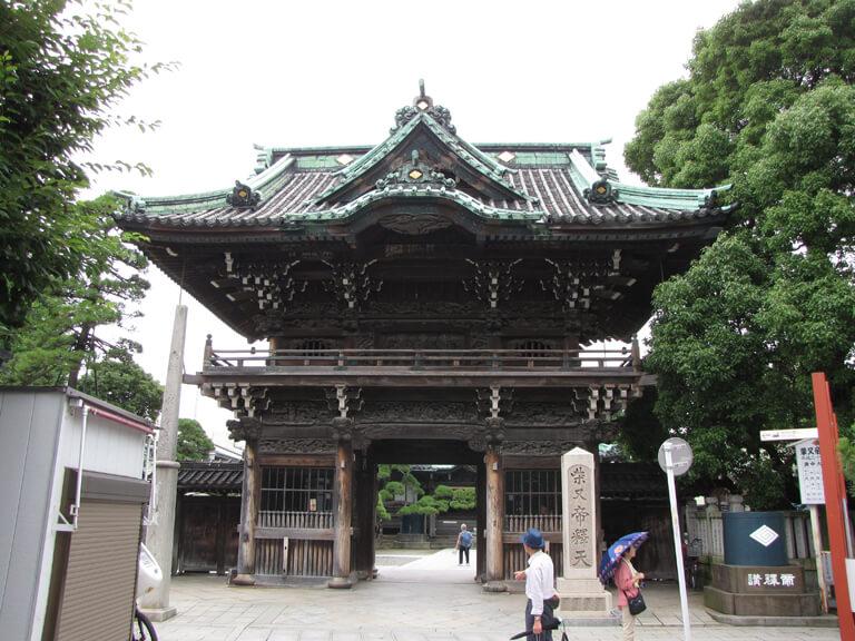 柴又の帝釈天・題経寺様へ納めた巨大総桐掛軸収納箱の一大プロジェクト報告